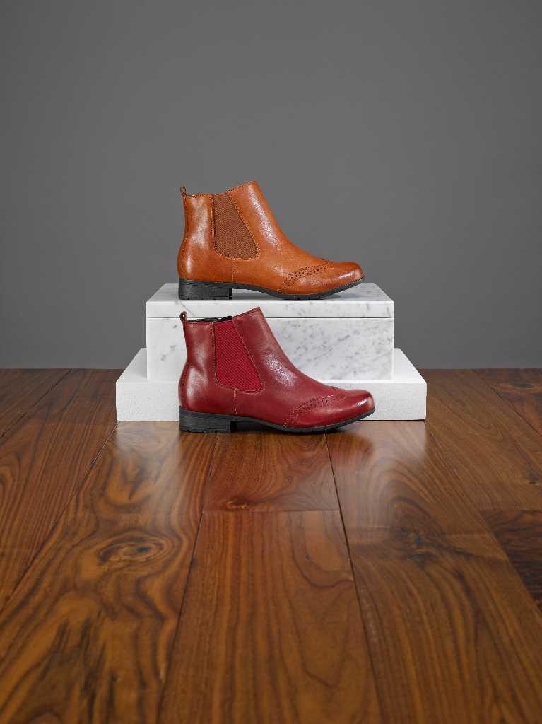 Comfortable women's Chelsea boot Shawbury.