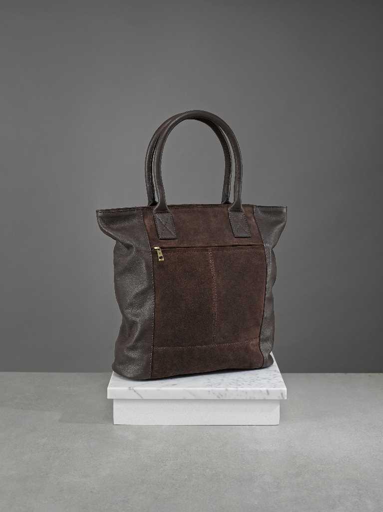 Classic Tote bag Toni - casual bag.