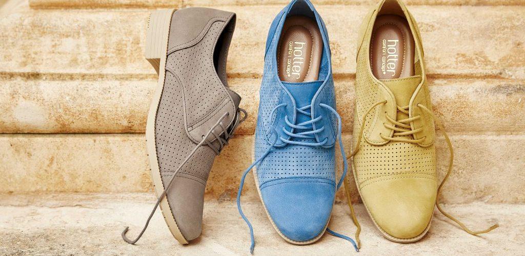 Smart women's brogue shoe Saltburn