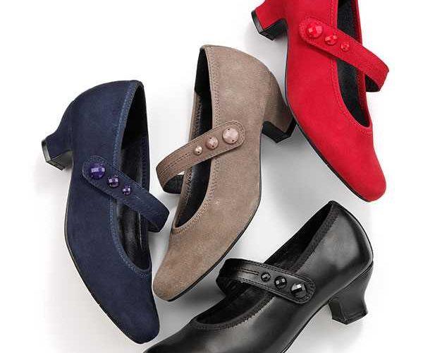 Women's heel Charmaine from Hotter, Autumn 2016