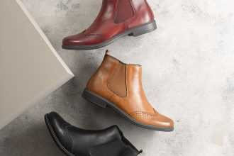 Women's smart Chelsea boot County