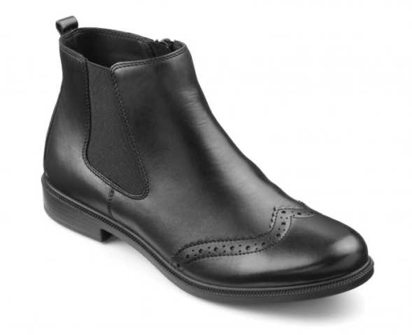 Women's Chelsea boot County in Black