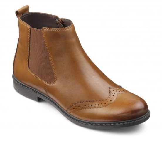 Women's Chelsea boot County in Tan