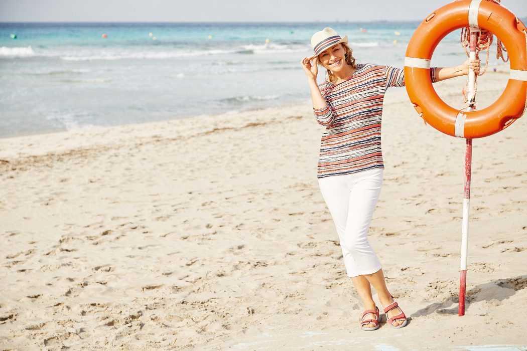 Women's summer sandal Scarlett, perfect for sunny getaways