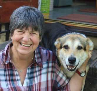 When we first met Annette her love for Pollydog shone through.