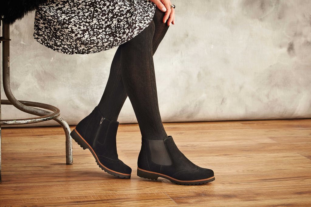 Charlie Boots - Comfortable Winter Footwear - Hotter UK
