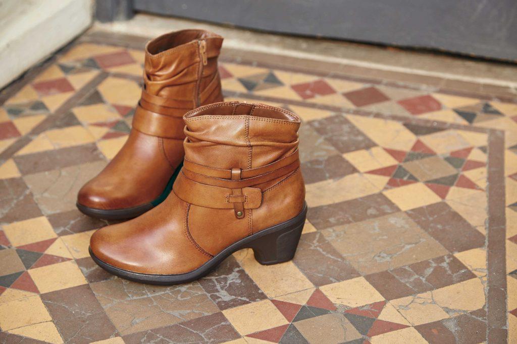 Danville Boots - Comfort Winter Footwear - Hotter UK