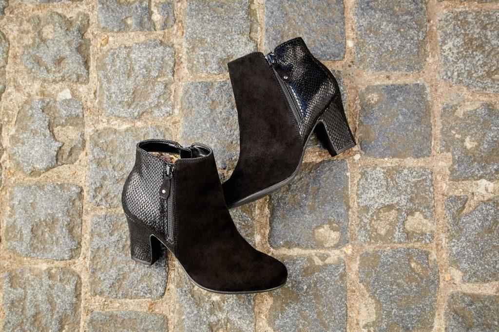 Divine Boots - Comfort Winter Footwear - Hotter UK