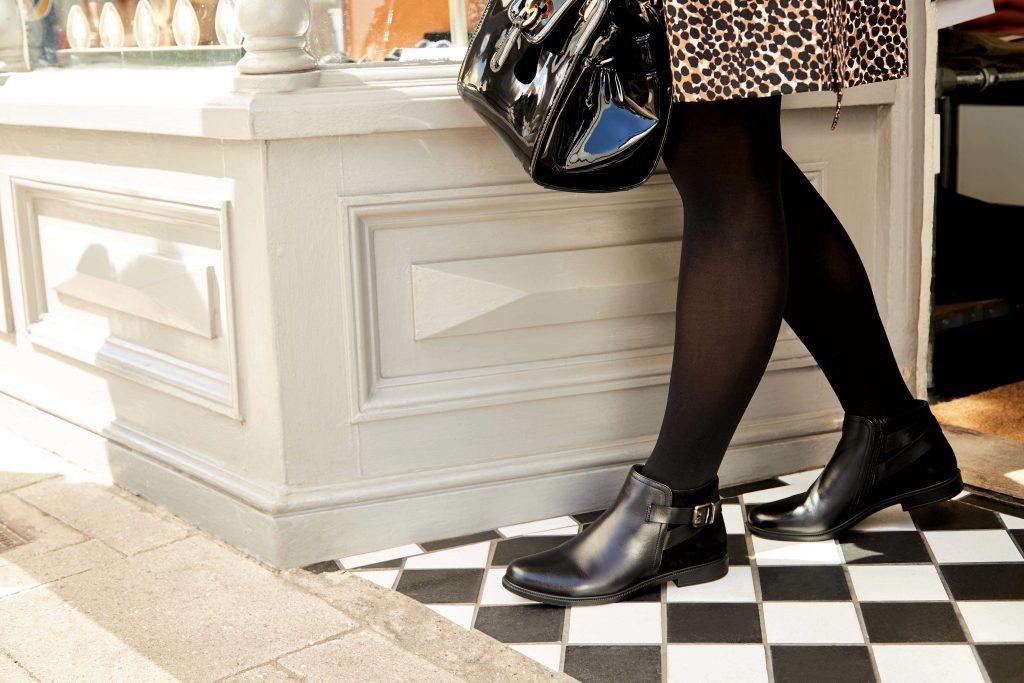 Hampton Boots - Comfortable Winter Footwear - Hotter UK