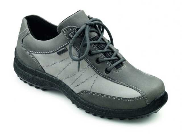 Women's GORE-TEX shoe Mist in Smoke/Limestone
