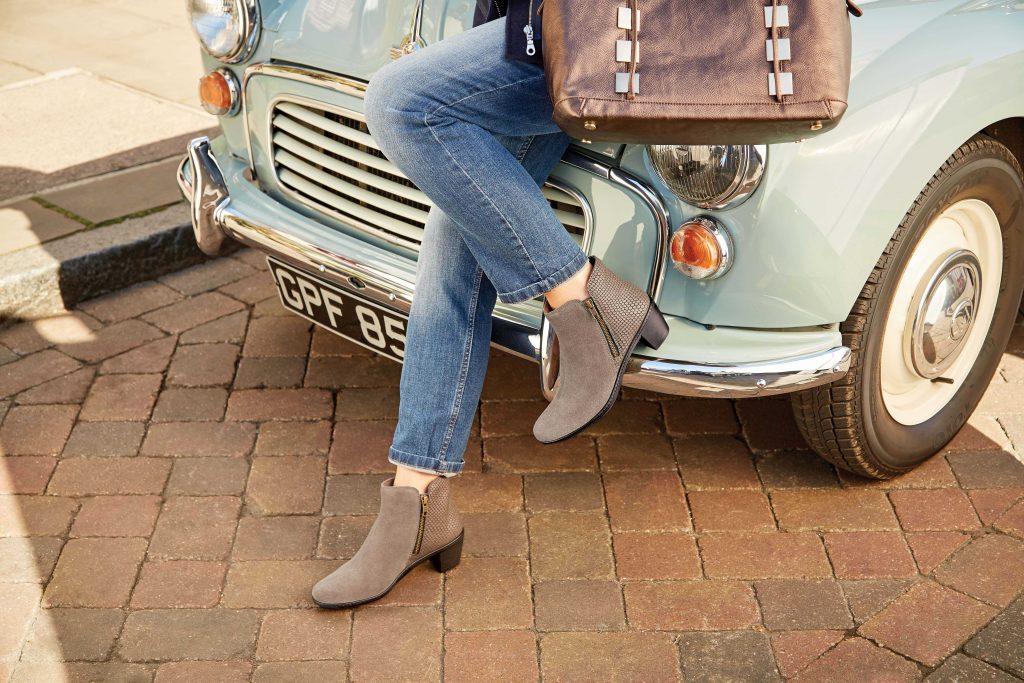 Samia Bag - Comfort Winter Footwear - Hotter UK