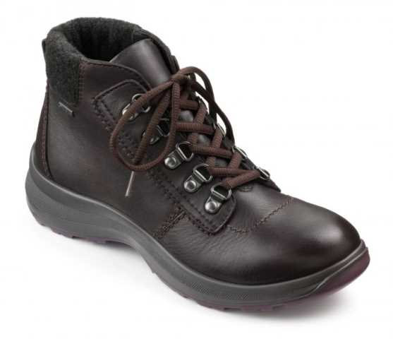 Women's GORE-TEX boot Whafe in Chocolate