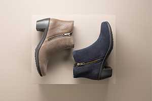 Samia Boots - Comfort Winter Footwear - Hotter UK