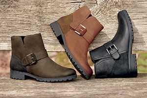 Lotty Boots - Comfortable Winter Footwear - Hotter UK