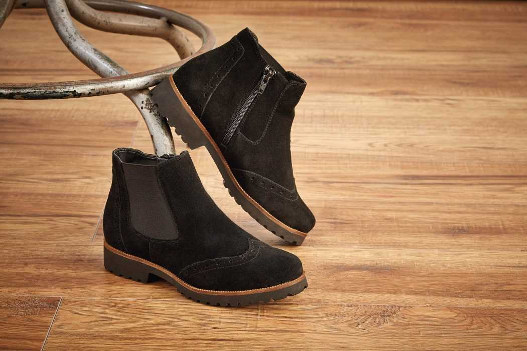Discover comfortable women's ankle boots with Hotter  | IT'S