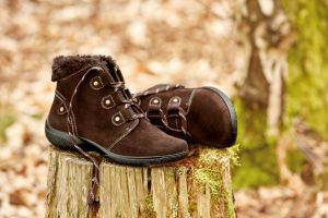 Ruby boots, Hotter AW16 boots, Hotter, cushioned and cosy footwear, wide fitting boots, lace-up boots, dog walking boots, winter boots, waterproof footwear, comfortable women's shoes, British made footwear, nubuck boots, leather ankle boots