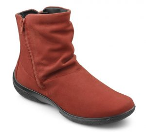 Whisper Boots, Hotter Originals, Leather boots, winter boots, warm footwear, Hotter UK, British made shoes, comfortable women's shoes, wide fitting shoes, women's boots, ankle boots