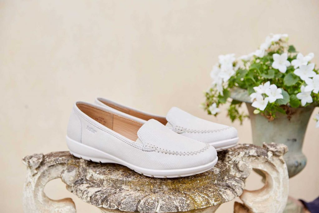 Jazz shoes, luxury women's shoes, Hotter footwear, British made shoes, comfortable women's shoes, cushioned leather footwear, ladies shoes, summer shoes, holiday shoes, wide fitting shoes, shoes, footwear, ladies leather shoes