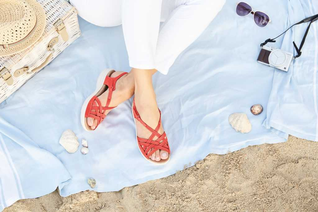 Hotter Originals, British Made Shoes, Comfortable Women's Footwear, SS17, Sandals, Flats, Lightweight Shoes, Wide Fitting Shoes,