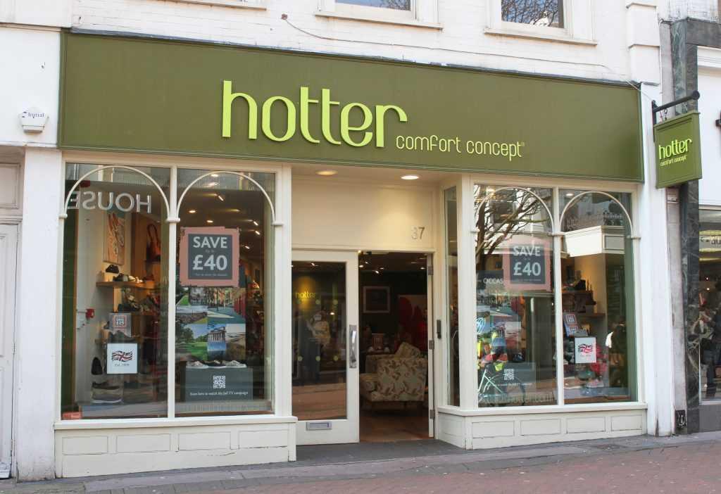 Hotter Shoe Shop Truro