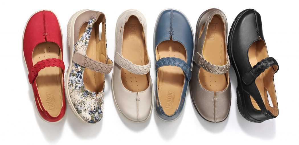 Hotter Concept Shoes Uk