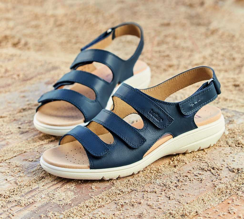 Hotter Shoes, Summer Sale, Active Footwear, Sandals, SS17, Comfortable Women's Shoes, Comfortable Men's Shoes, Wide Fitting Shoes, British Made Footwear, Lightweight Shoes
