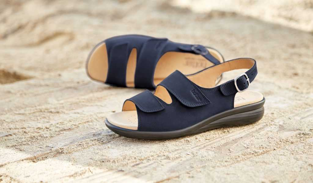 Hotter Shoes, Active Footwear, Sandals, AW17, Comfortable Women's Shoes, Comfortable Men's Shoes, Wide Fitting Shoes, British Made Footwear, Lightweight Shoes, Coastal Days