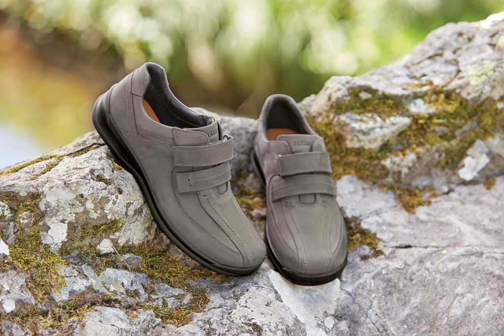 Hotter Originals, British Made Shoes, Comfortable Men's Footwear, AW17, Wide Fit, Dual Fitting, Casual Shoes, Work Shoes, Countryside Adventures,