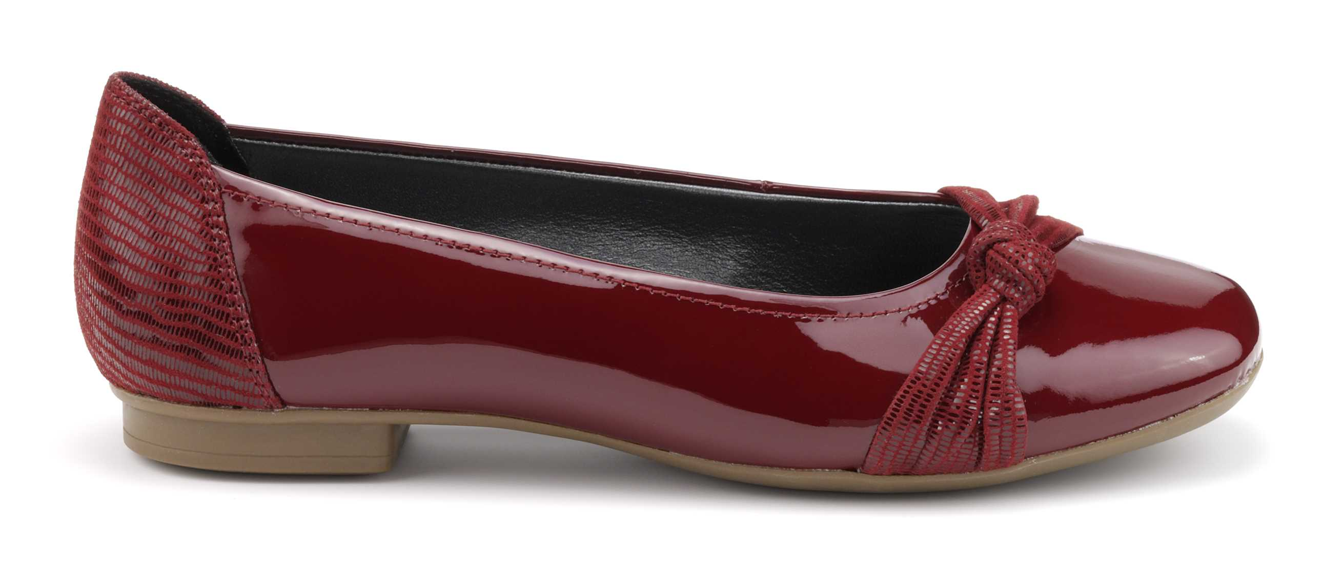 Women's ruby patent shoe Sylvie